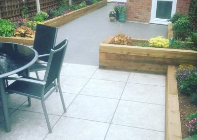 Complete garden redesign, Coalpit Heath