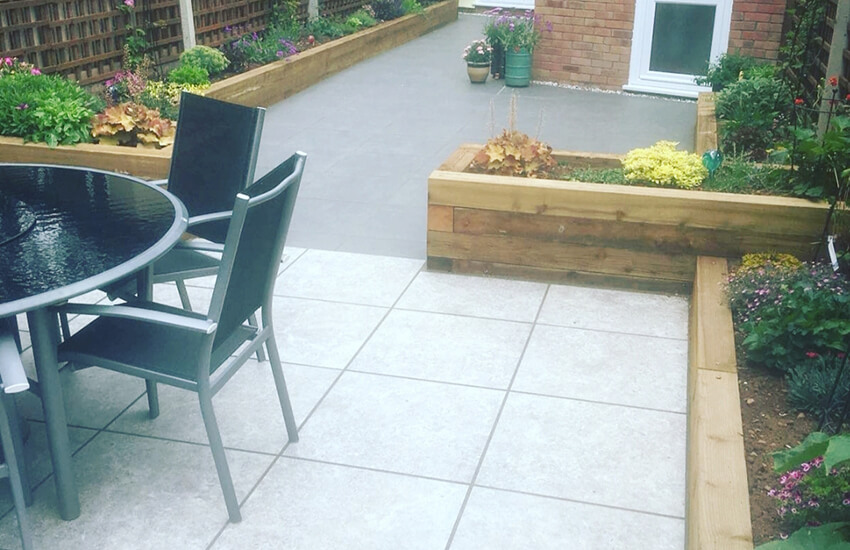 Complete garden redesign in Coalpit Heath